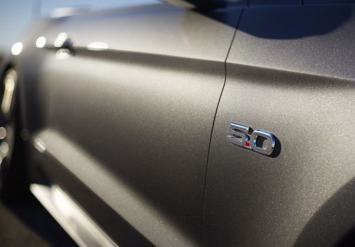 Ford's 2015 Mustang Tops Out at 435 HP