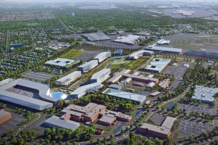 Ford Redeveloping Dearborn HQ by 2026