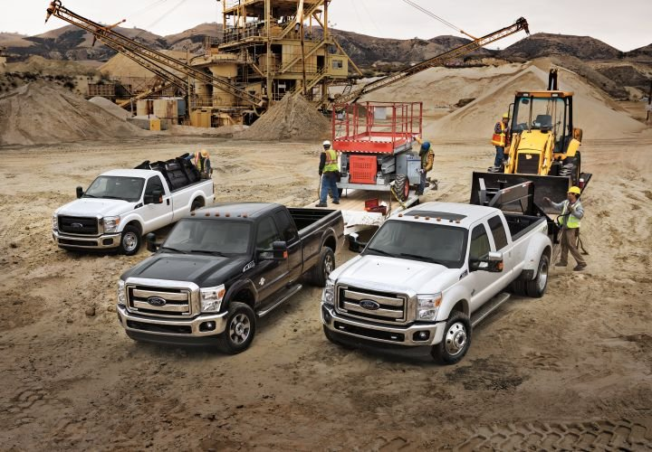 Ford Announces 2016-MY Fleet Incentives