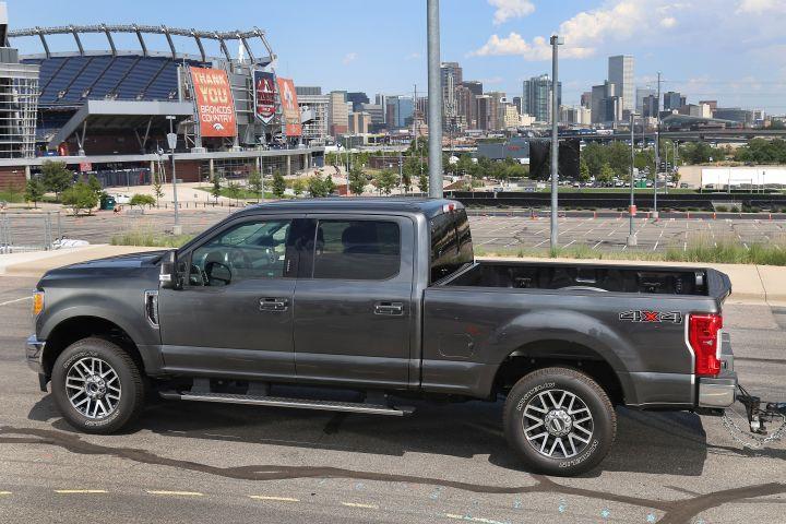 Ford Ships 2017 Super Duty Trucks