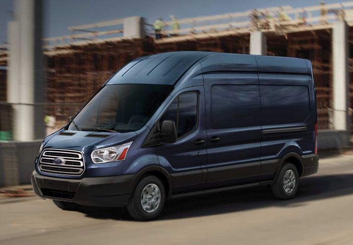Ford Van Sales Reach Four-Decade Peak