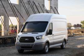 Ford Updates 2017 Van Lineup