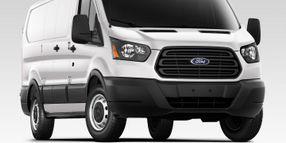 ROUSH CleanTech Shelves Propane Autogas Transit