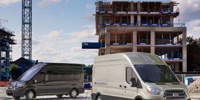 New Full-Size Van Sales Grow 11 Percent
