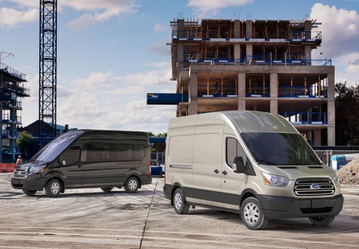 New Full-Size Van Sales Grow 11 Percent