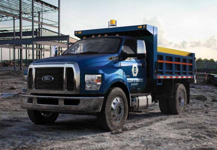Ford Ends Blue Diamond Venture With Navistar