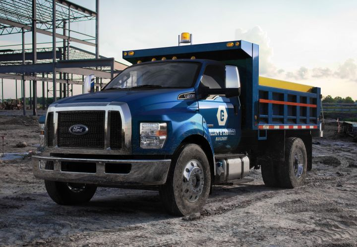 Ford to Add Aluminum to Next-Gen Super Duty Trucks