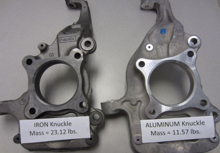 Ford Details 2015 F-150 Weight Reduction