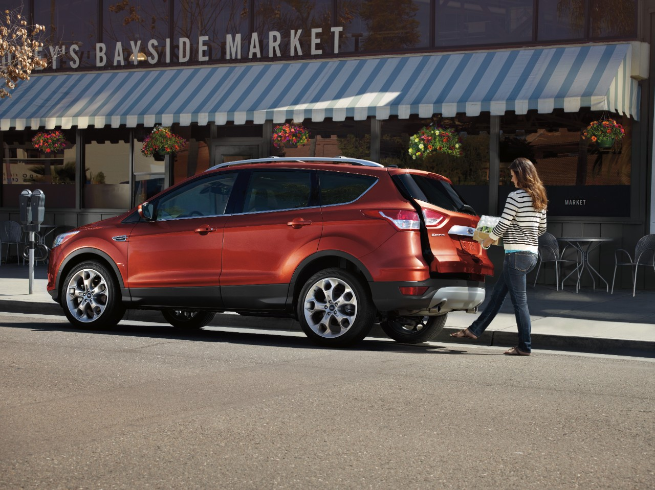 Ford Recalls Escape, Focus and Lincoln MKC for Stalling