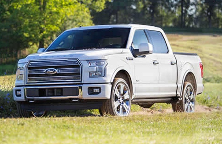 F-150 SuperCrew, SuperCab Draw Top Safety Pick