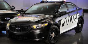 Ford Recalls Police Interceptors for Door Springs