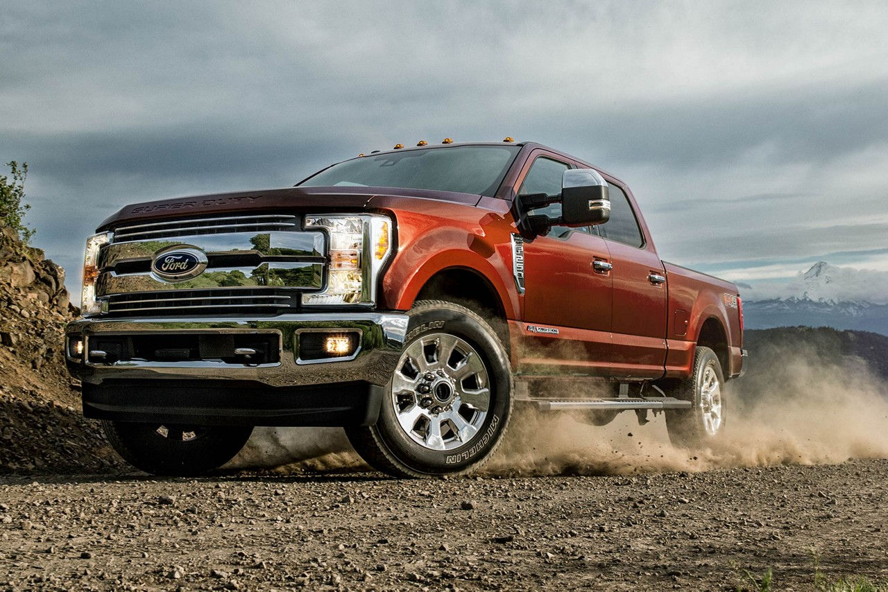 Ford Recalls Pickups, SUVs for Seat Back Weld