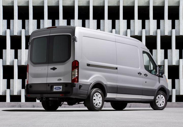 2015 Ford Transit Arrives in June