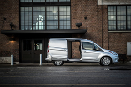Ford's Transit Connect Adds Diesel, Fleet Model