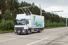 Frost & Sullivan Offers Sunny Outlook for Electric, Hybrid Truck Market