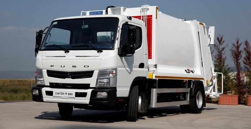 FUSO Launches New Medium-Duty Truck to Turkish Market