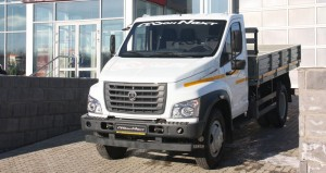 GAZ Group Offers Medium-Duty Truck in Russia