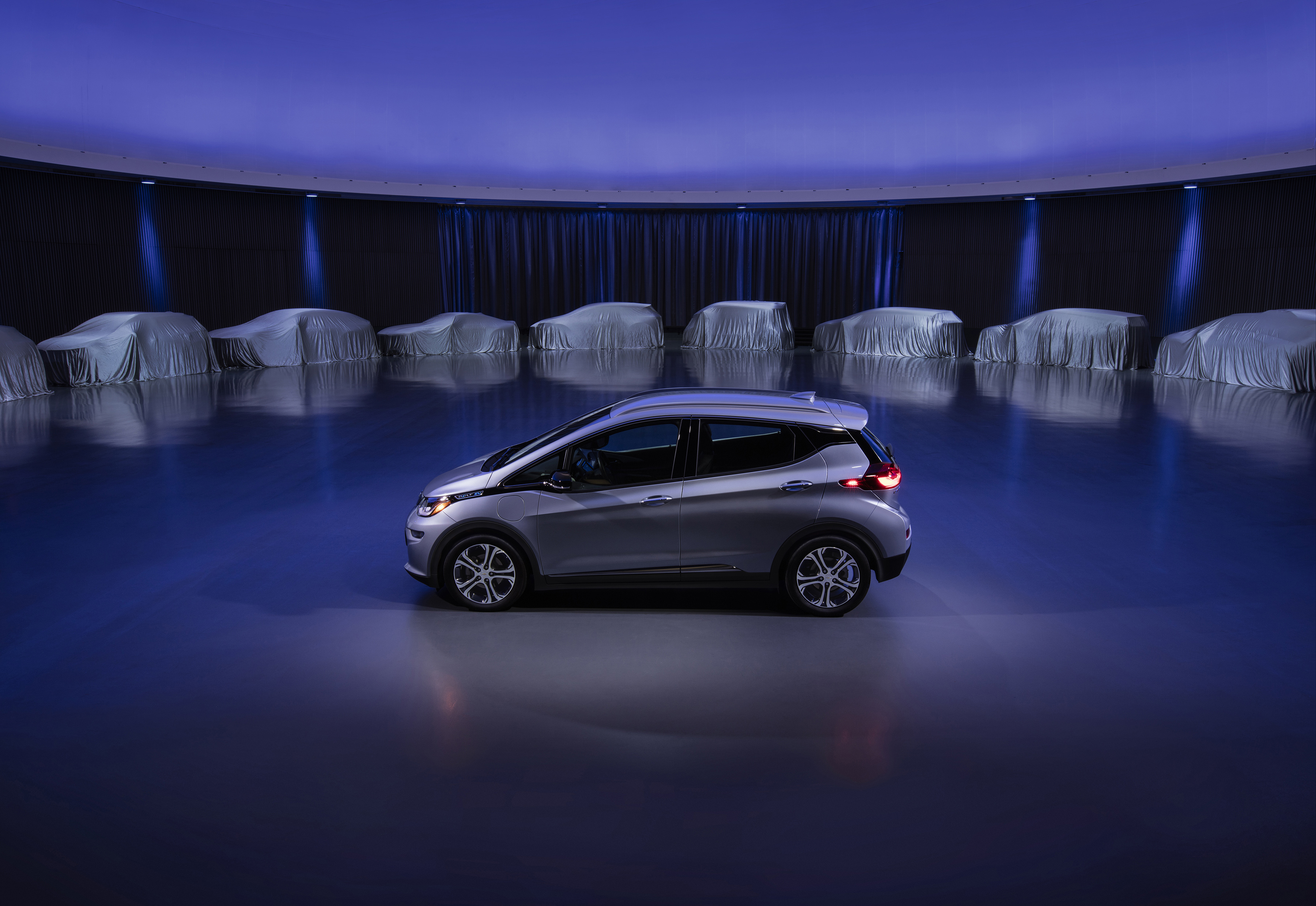 GM to Launch 20 EVs by 2023