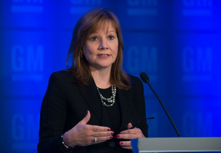 Congress Questions GM CEO Over Recall Handling