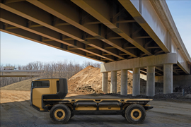 GM to Show Hydrogen-Powered Truck Chassis to Military Buyers