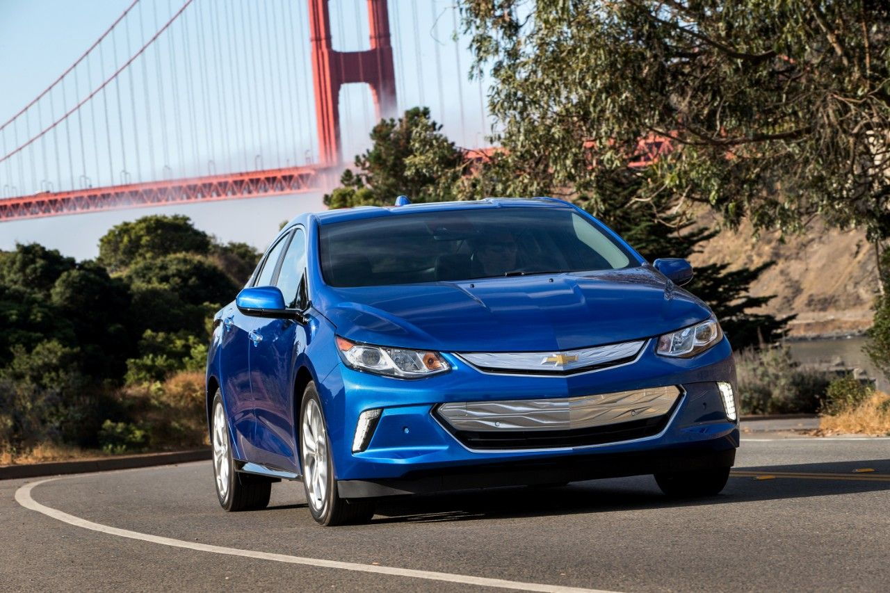 Calif. Exceeding Zero-Emission Vehicle Goal