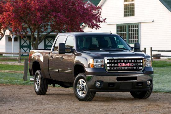 GM Recalling Silverado HD and Sierra HD Diesel-Engine Trucks