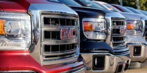 GM, Ford Top Vincentric's Best Fleet Value Awards