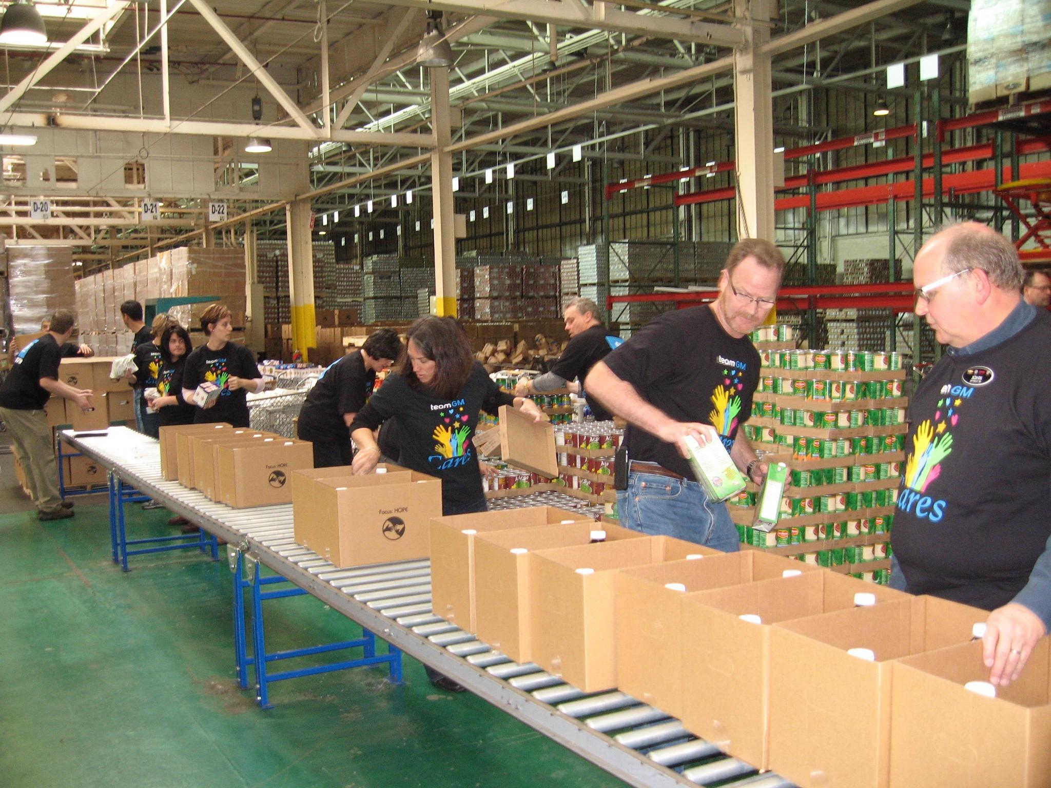 GM Fleet, Fleet Clients Donate on Leap Day