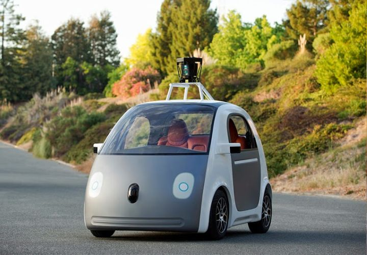 Video: Calif. Moving to Ban Driverless Cars