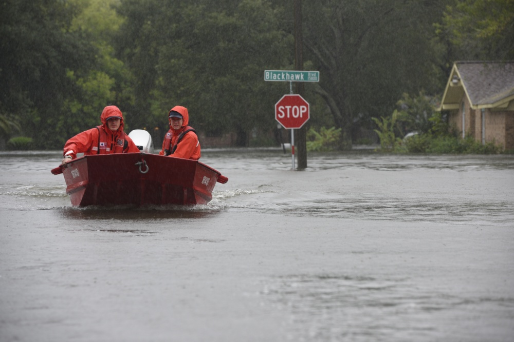 Hurricane Harvey Could Create 1M Salvage Vehicles