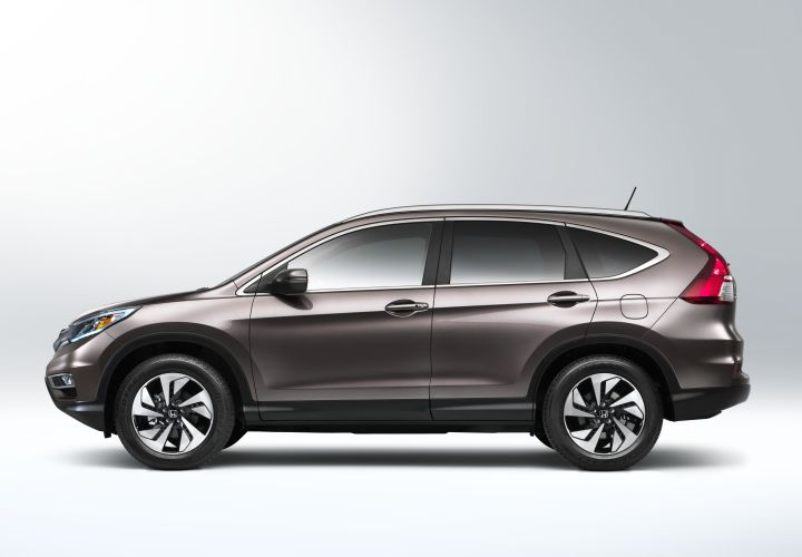 Honda CR-V Compact SUV Starts at $24,475