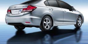 Honda Kills CNG Civic, Other Green Models