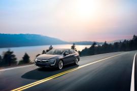 Honda Clarity Plug-In Hybrid Starts at $34,290