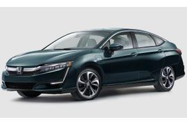 Honda Introduces PHEV, EV Under Clarity Nameplate