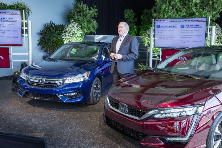 Honda Adds Clarity PHEV, EV