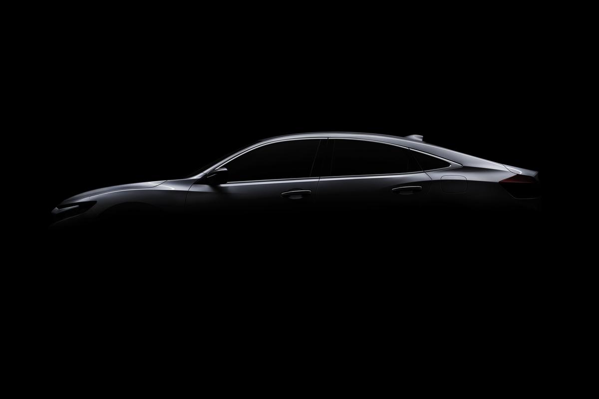 Honda to Relaunch Insight Hybrid for 2019