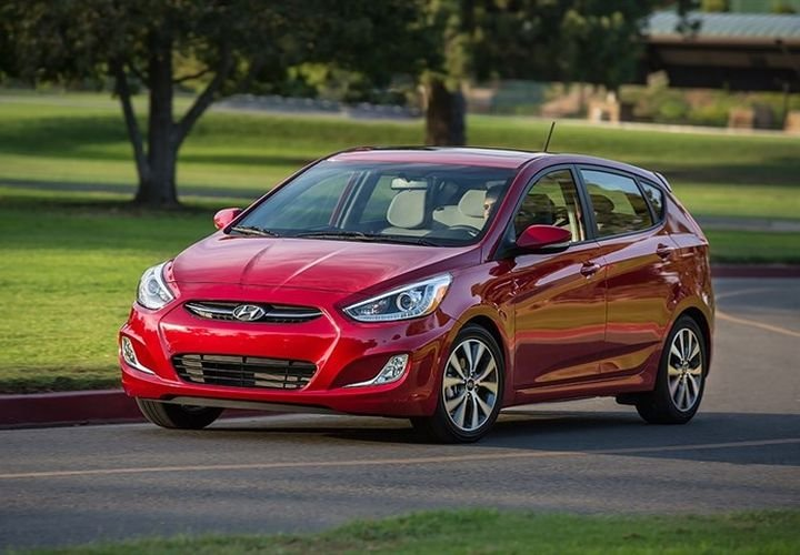Hyundai Accent Gets Light Updates for 2016
