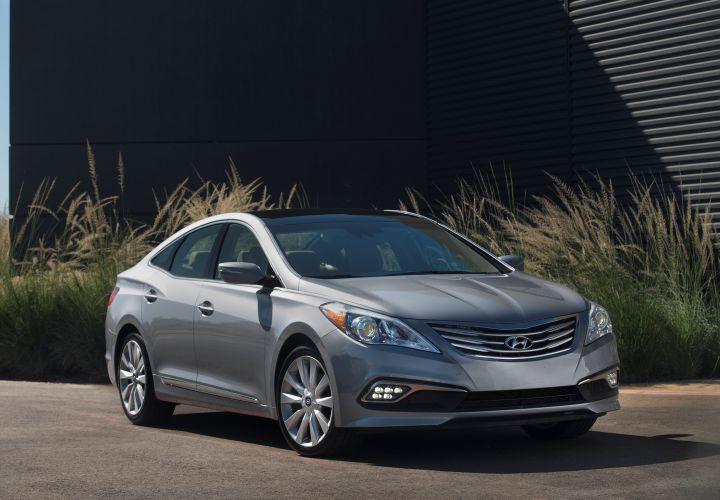 Hyundai Refreshes Azera Sedan With Safety Tech