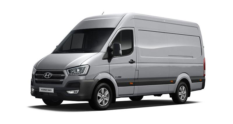 Hyundai Kicks Off Production of Commercial Van for Europe