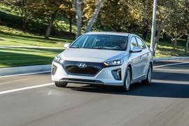 Hyundai Offers Subscription Service for Ioniq Electric