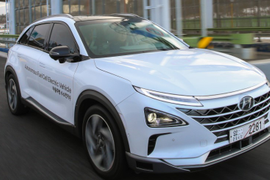 Hyundai's Next-Gen Fuel Cell Vehicle: 378 Miles