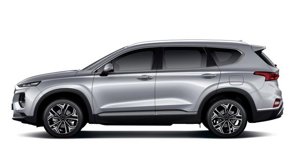 Photo of the 2019 Santa Fe courtesy of Hyundai.