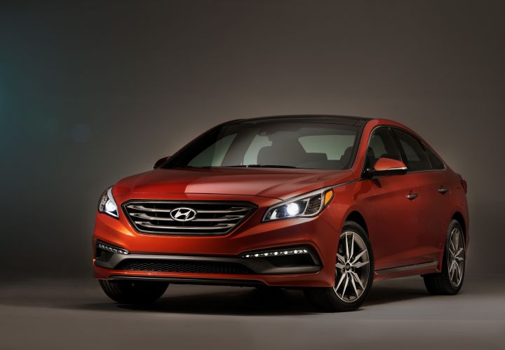 Hyundai Recalls 2015 Sonata for Power Steering