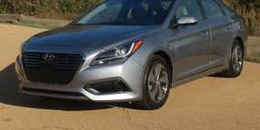 Hyundai Recalls Sonata Hybrids for VPD Switch