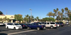 Safety Tip: Avoiding Crashes in Parking Lots