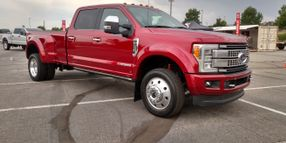 2017 Ford Super Duty Pickups to Use F-150 Aluminum Cabs