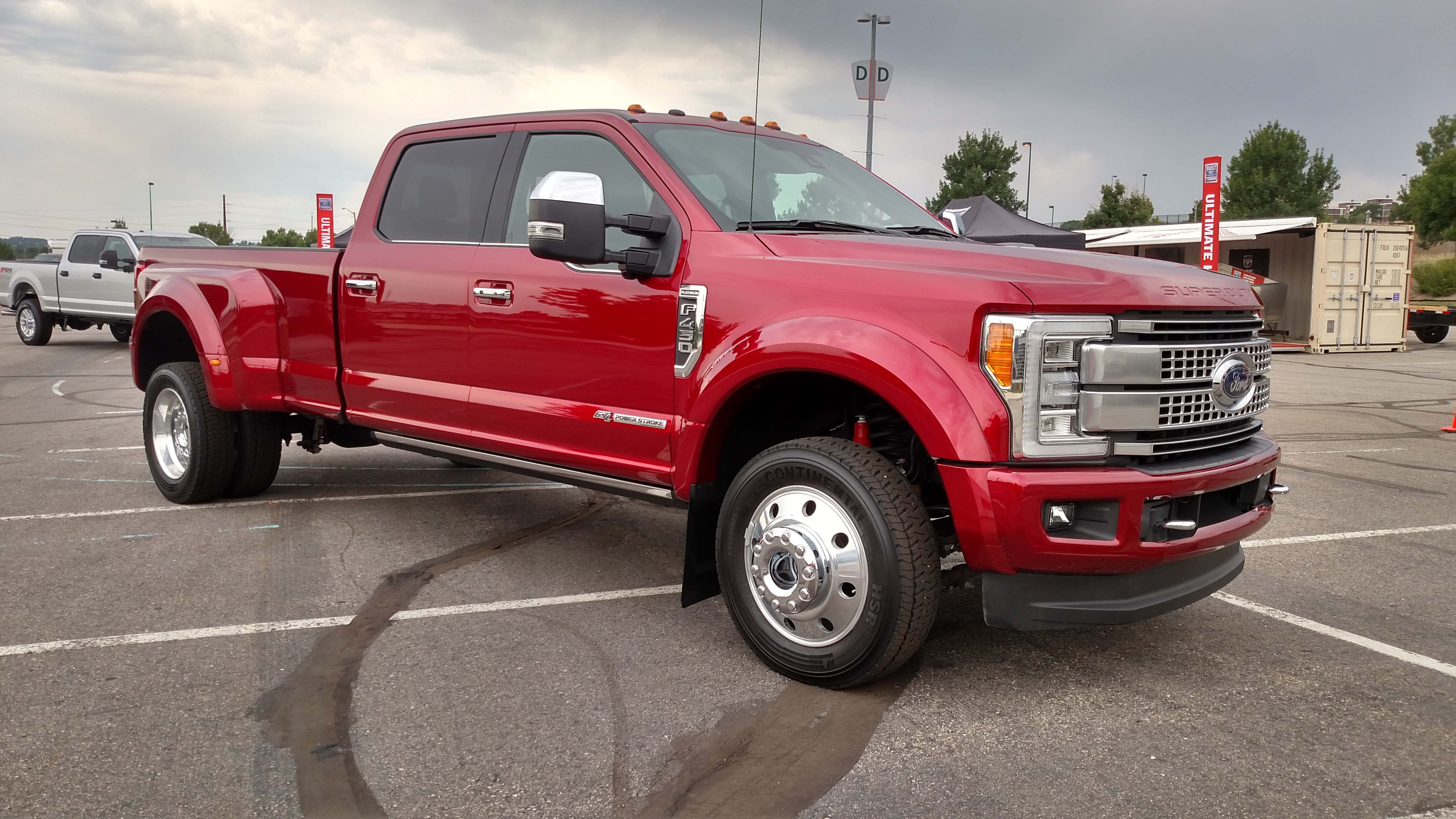 2017 Ford Super Duty Pickups To Use F 150 Aluminum Cabs
