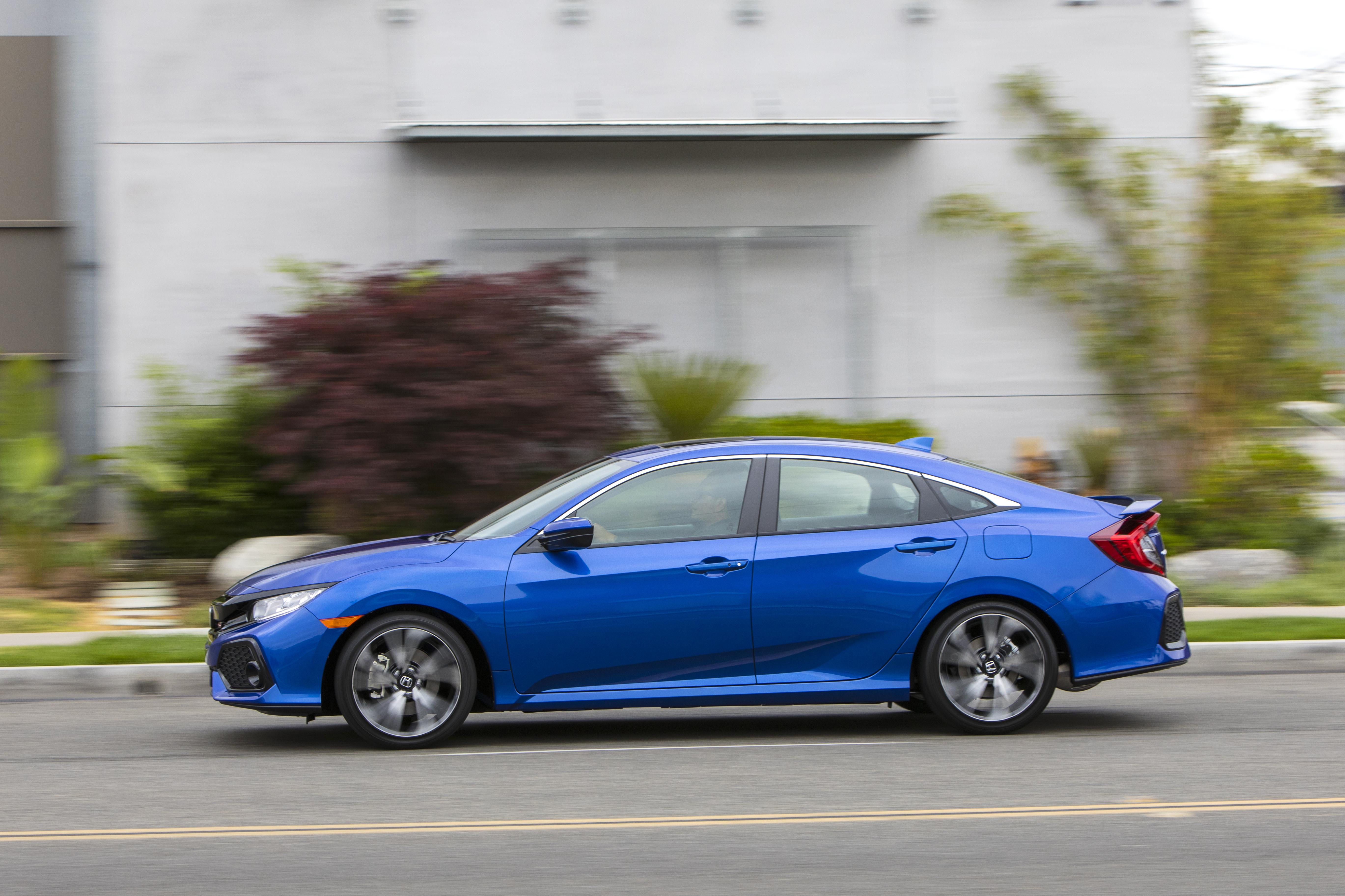 Honda Civic Recalled for Right Halfshaft
