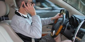 31% Say Self-Driving Cars Safer Than Distracted Drivers