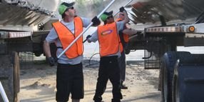Mobile Truck Washer Fleet Clean Enters St. Louis